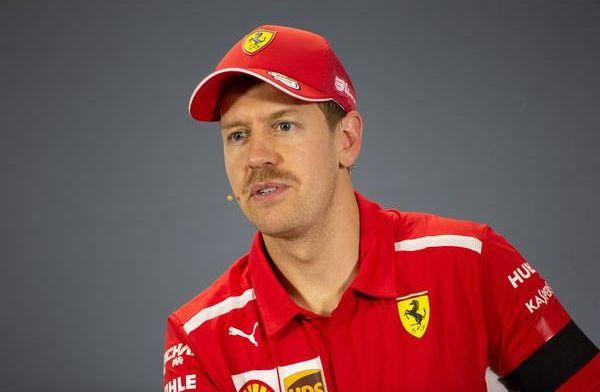 Vettel: The spirit is as good or better than last year in Ferrari garage