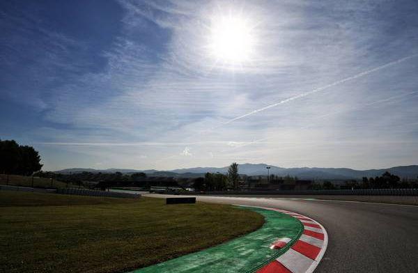 Liveblog: Formula 1 Spanish Grand Prix - FP1