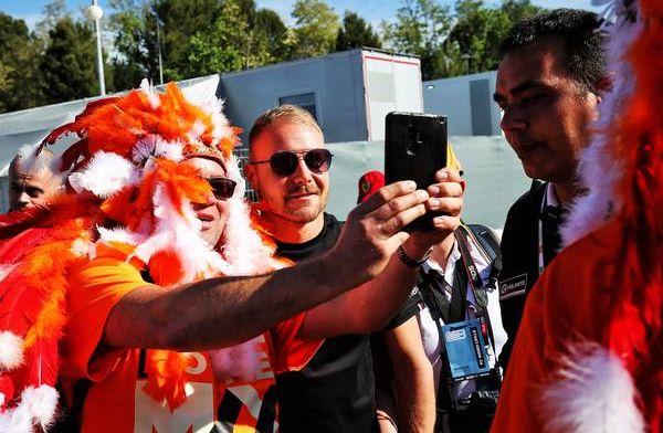 Valtteri Bottas says his car feels completely different to preseason testing
