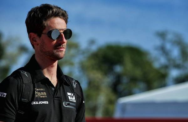 Romain Grosjean optimistic that Haas can fight Red Bull