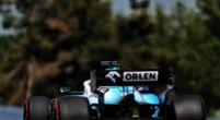Afbeelding: Robert Kubica en George Russell wisselen van chassis