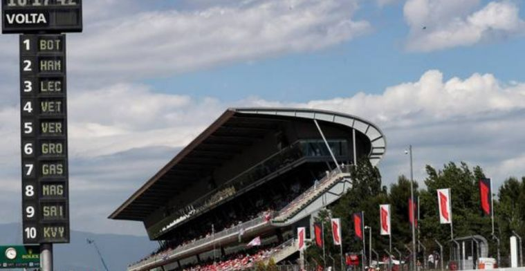 Liveblog: Spanish Grand Prix FP3