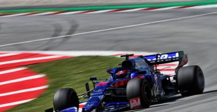 Toro Rosso pair pleased with productive practice session