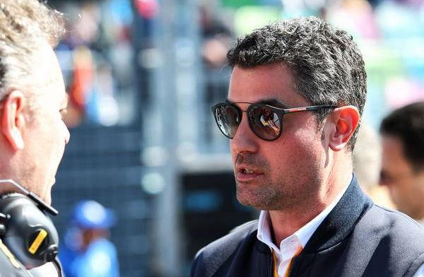 Michael Masi will be the race director until at least the summer break