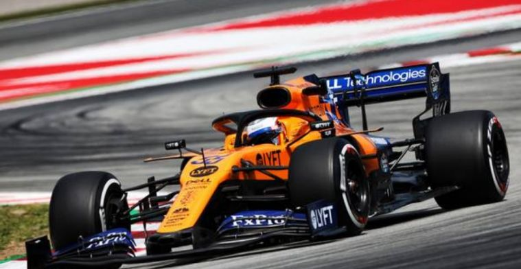 McLaren pair pleased with package upgrades