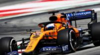 Image: McLaren pair pleased with package upgrades