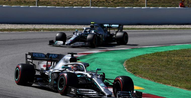 De rapportcijfers na de Grand Prix van Spanje: Hamilton wederom de beste leerling
