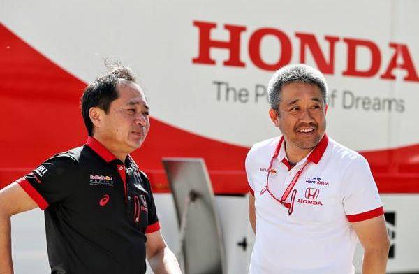 Red Bull and Toro Rosso congratulate Honda's technical director