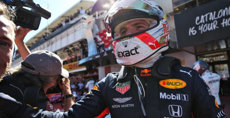 Max Verstappen uitgeroepen tot Driver of the Day na GP Spanje!