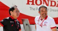 Image: Red Bull and Toro Rosso congratulate Honda's technical director