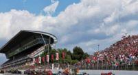"""Image: Sebastian Vettel desperately went into turn one: """"I had to try something!"""""""