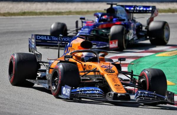 Sainz: Points finish was a welcome surprise for McLaren