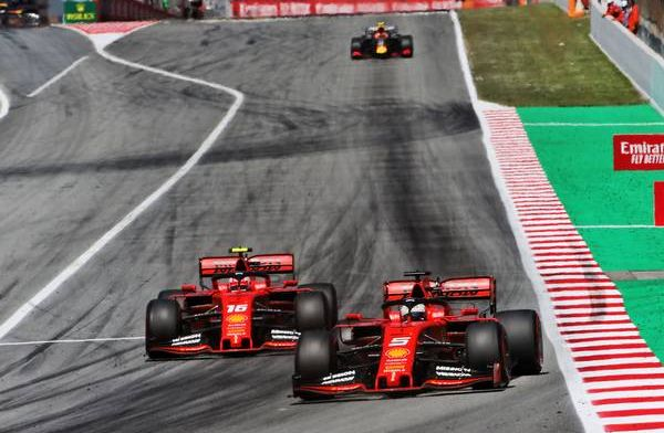 How did the Italian press react to the Ferrari disaster in Spain?