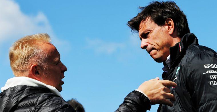 Mazepin stapt deze week in als testcoureur bij Mercedes