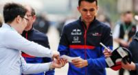 Image: Alex Albon says his pit stop cost him points in Spain