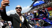 Image: Watch: WWE Superstar Cesaro tries to fit in a Toro Rosso!