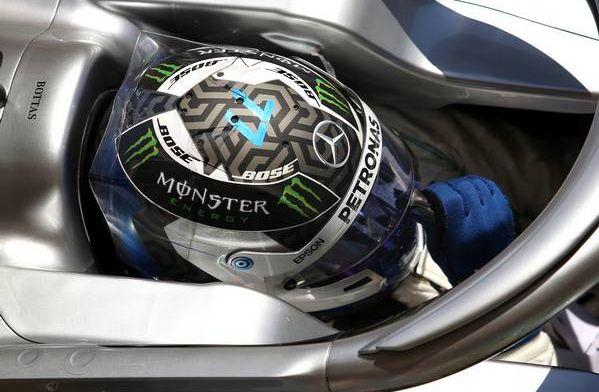 Valtteri Bottas tops time sheet in Barcelona testing