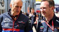 Image: Daniel Ricciardo left Red Bull because of Max Verstappen says Franz Tost