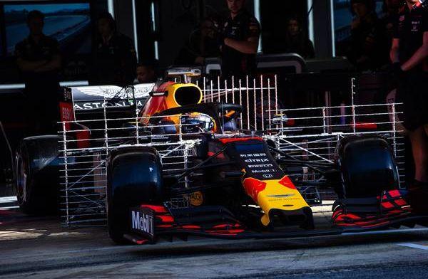 Red Bull kijkt tevreden terug naar tweede testdag in Barcelona
