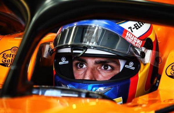 Sainz vreest voor weglopende fans door voorspelbaarheid Formule 1
