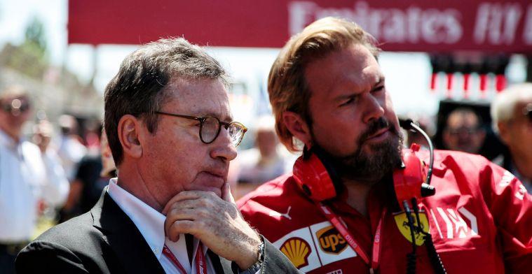 Ferrari reist met lood in de schoenen af naar Monaco na pijnlijke GP van Spanje