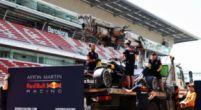 Afbeelding: Lunchupdate tweede testdag Spanje: RB15 valt stil, ook rode vlag door Mercedes