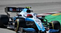 Image: Kubica admits he is still struggling with Williams