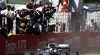 Afbeelding: Mercedes debrief na GP Spanje, dit keer met een twist