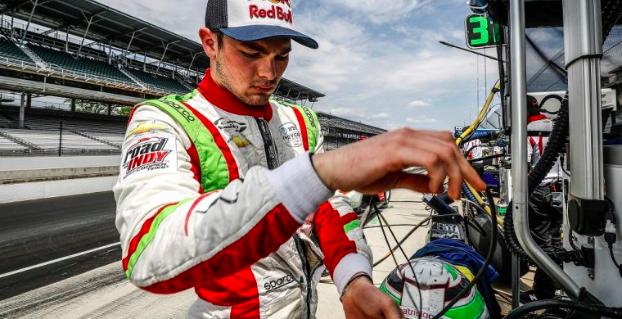 New Red Bull junior driver desperate to move straight into Formula 1