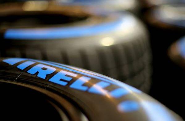 Pirelli maakt beschikbare compounds bekend bij Britse GP