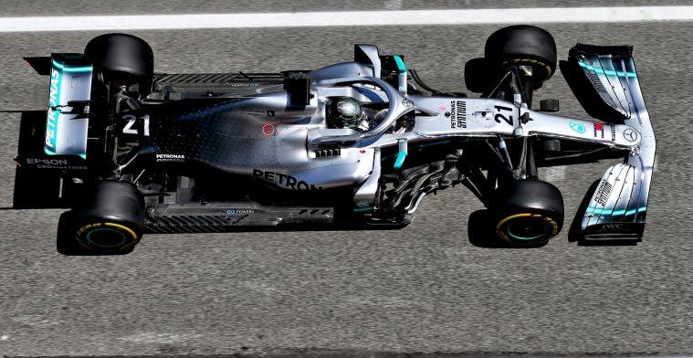 Nikita Mazepin in zijn nopjes met Mercedes-test: Een droom die uitkomt!
