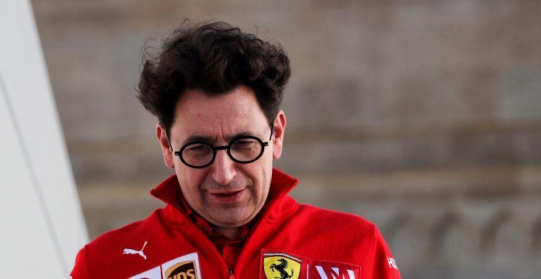 Ferrari bevestigt problemen met banden: Maar dat is niet de schuld van Pirelli