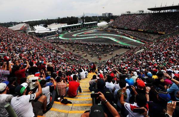 Tegenslagen voor GP Mexico: Waarschijnlijk geen contract voor 2020