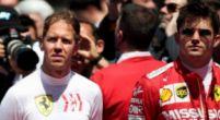Afbeelding: Vettel: 'Verstappen had dezelfde pace als Ferrari in Spanje'