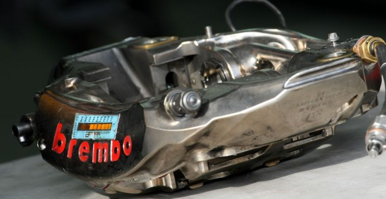 Brembo keen to deliver standardised brakes to F1 in 2021