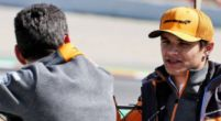 """Image: Norris praises McLaren for """"going out of their way"""" to help him develop"""