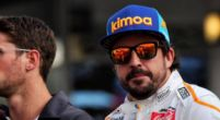 "Image: Alonso ""unsure"" over Indy 500 qualifying"