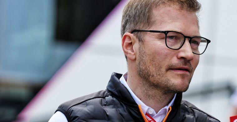 McLaren: De Formule 1 wordt pas vanaf 2021 weer duurzaam