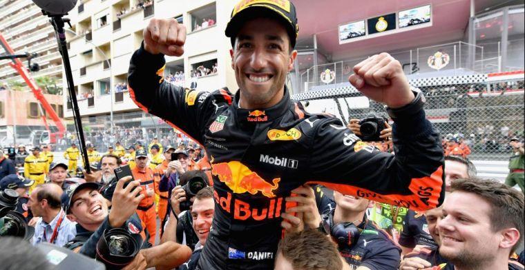 Monaco 2018 flashback: Ricciardo finally gets his revenge