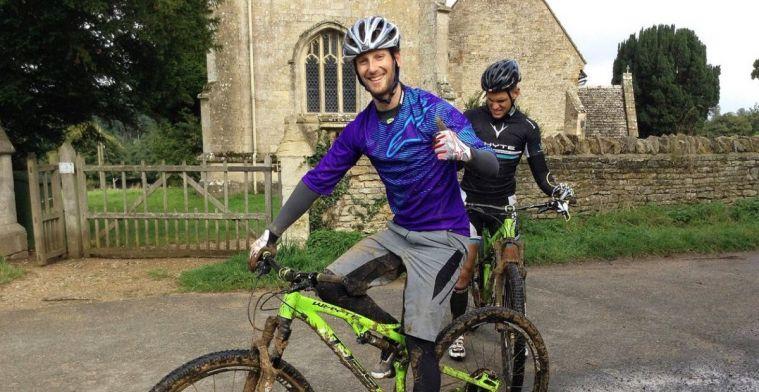 Whyte Bikes kan wel lachen om Rich Energy: Ken je deze foto nog?