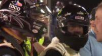 Afbeelding: Knokken in de NASCAR, maar dan letterlijk!