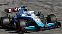 Image: Latifi happy with Williams testing performance