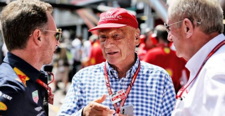 Three-time Formula 1 world champion Niki Lauda dies aged 70