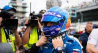 Afbeelding: Fernando Alonso kwalificeert zich niet voor de Indy500