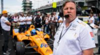 Afbeelding: Brown zegt geen startplaats te kopen voor Indy500