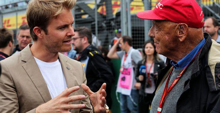De Formule 1 wereld in shock na overlijden Niki Lauda