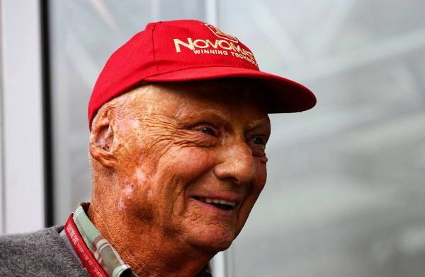 F1 Stars pay respects to Lauda on social media