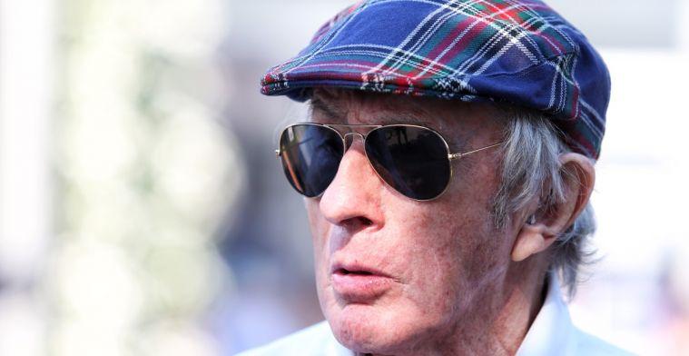 Jackie Stewart: Niki was moedig op een manier die ik nooit eerder heb gezien