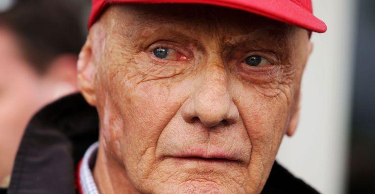 Max Verstappen reageert op het overlijden van Niki Lauda