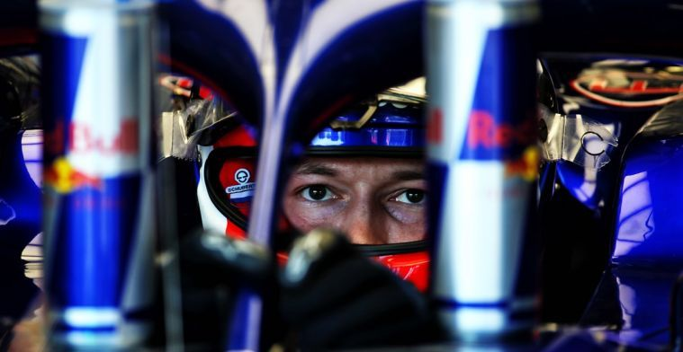 Kvyat: Driving Monaco is what I enjoy most about the weekend